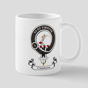 Badge-Chisholm [Roxburgh] 11 oz Ceramic Mug